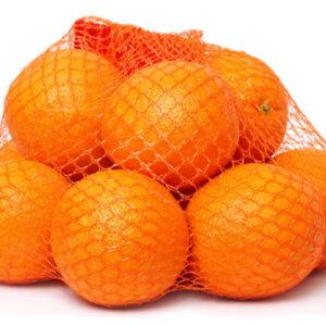 Сетка для фруктов (оранжевая)