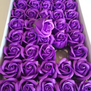 Пенные розы